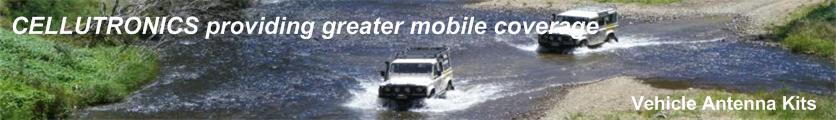 Vehicle Antennas